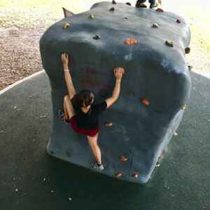 Monday Bouldering