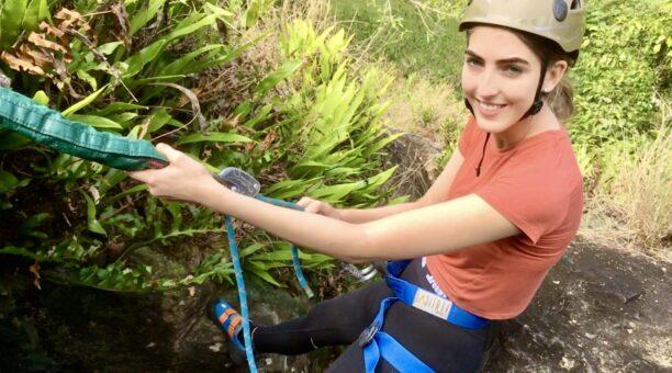 Rainforest Rock-Climbing Tour Self-Drive