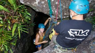 Rainforest Rock-Climbing Tour