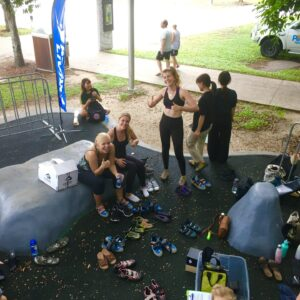 Monday Bouldering Sessions set to begin 13th July 2020